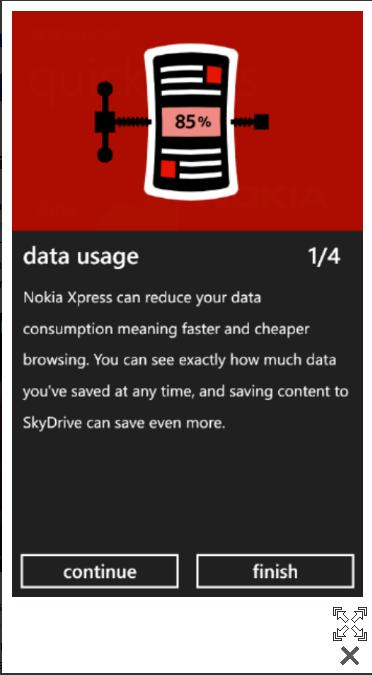 Nokia Xpress lumia