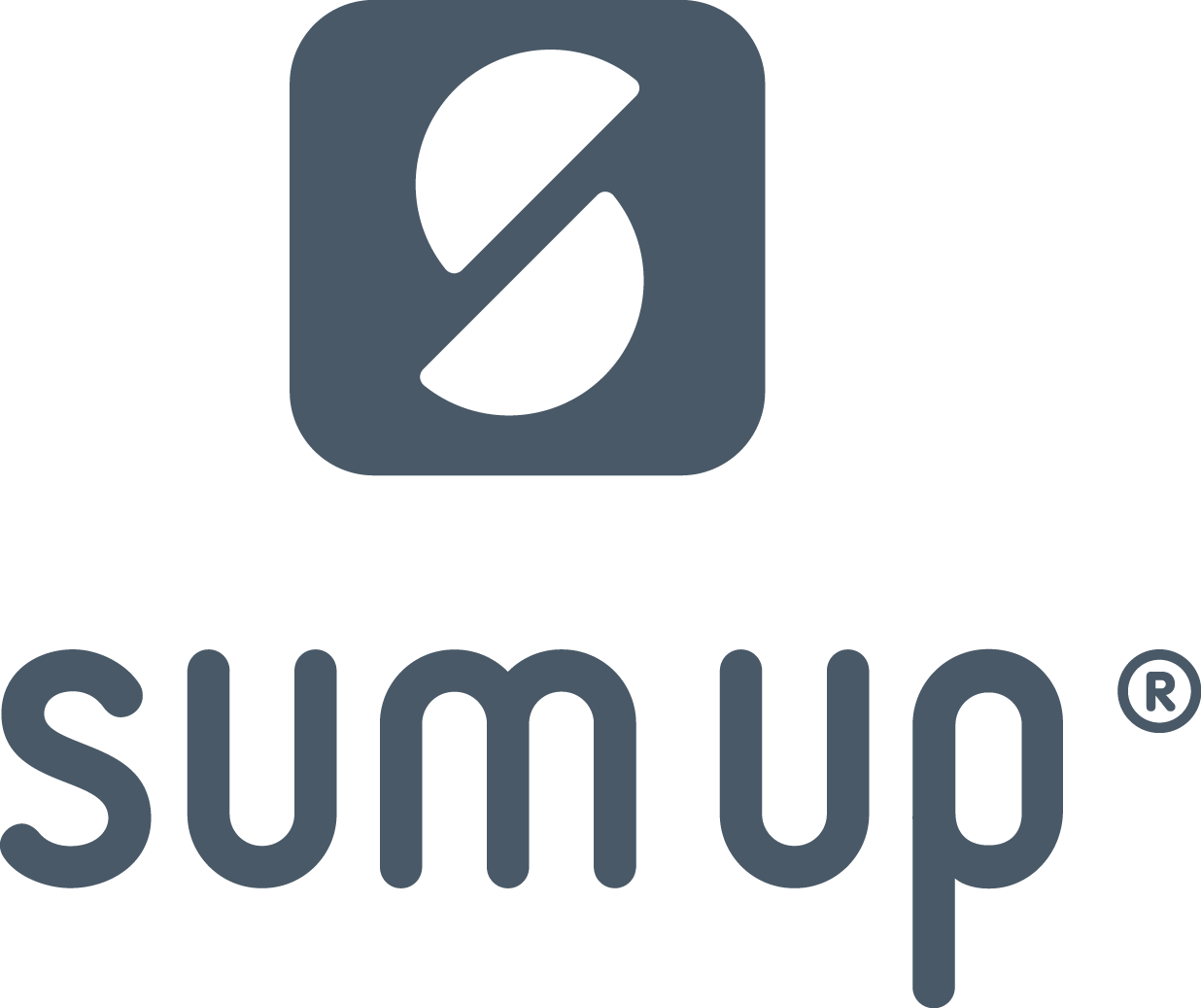 SumUp logo vertical