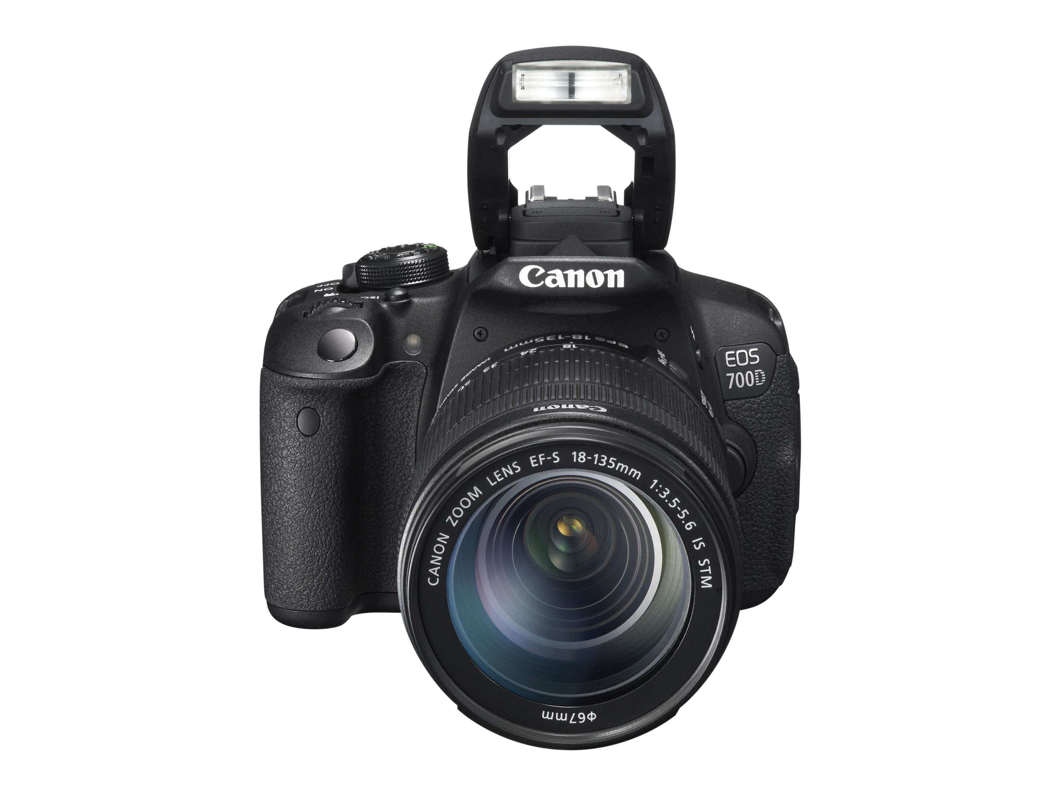Canon presenta la EOS 700D y la EOS 100D, réflex digitales para ...