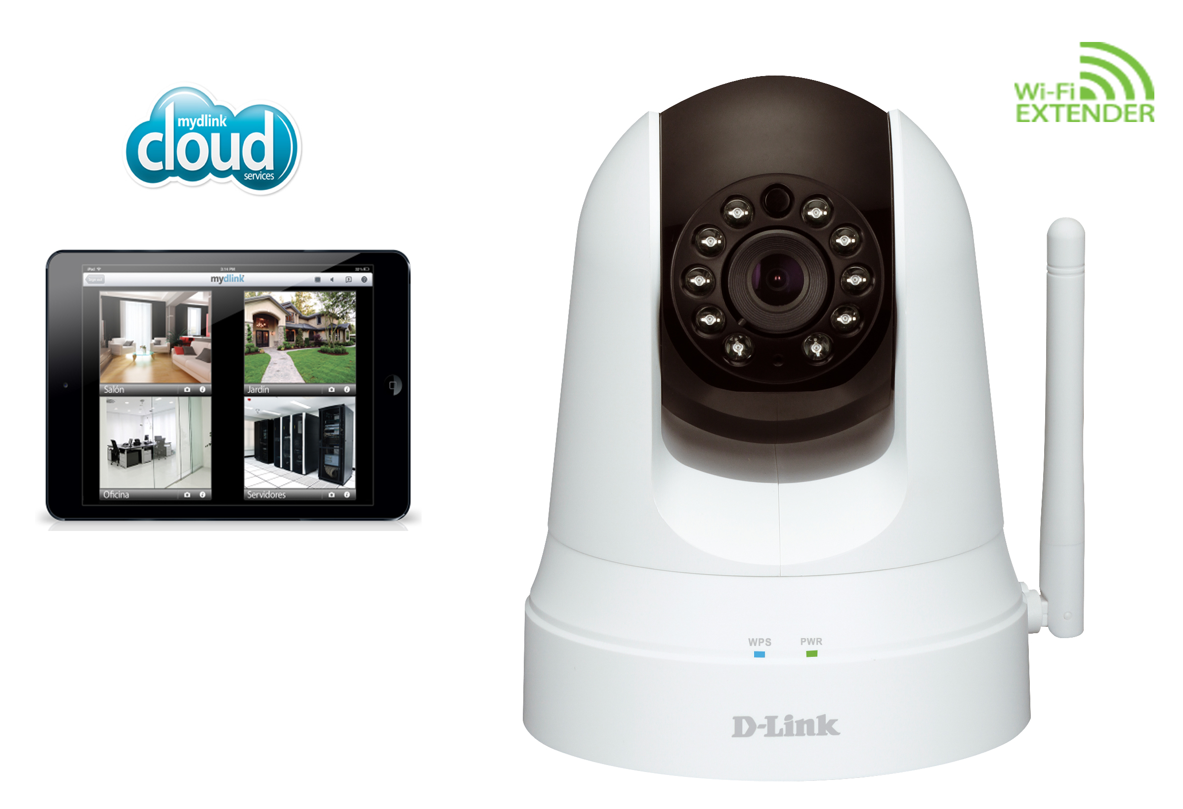 D-Link_DCS-5020L_PTZ_Camera_IP_Cloud_WiFiRepeater