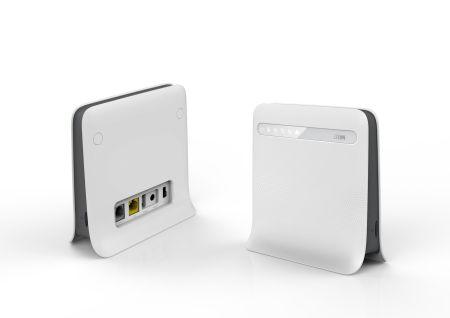 Zte presenta mf253 un router lte para potenciar el acceso for Oficina 4g vodafone