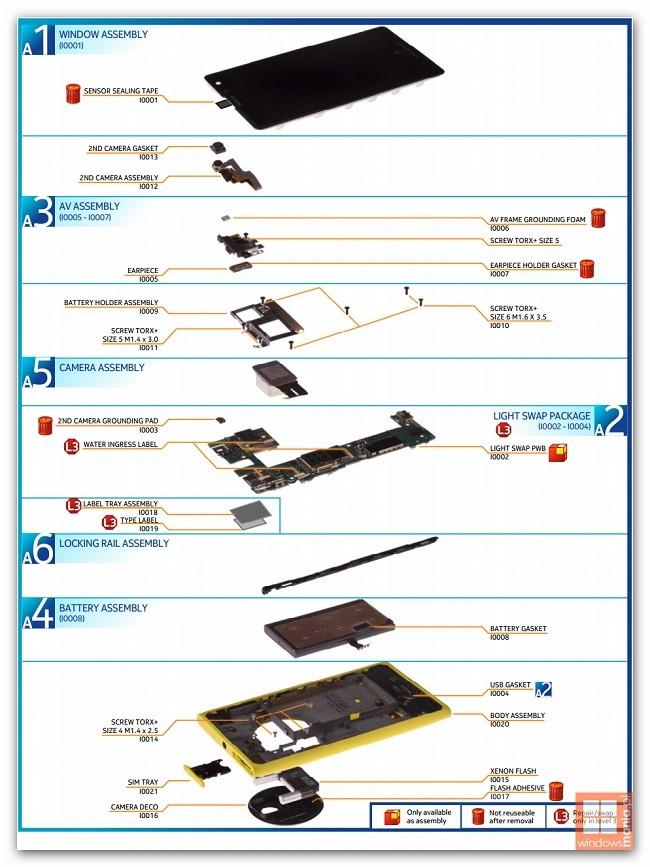 Lumia1020Disassembly