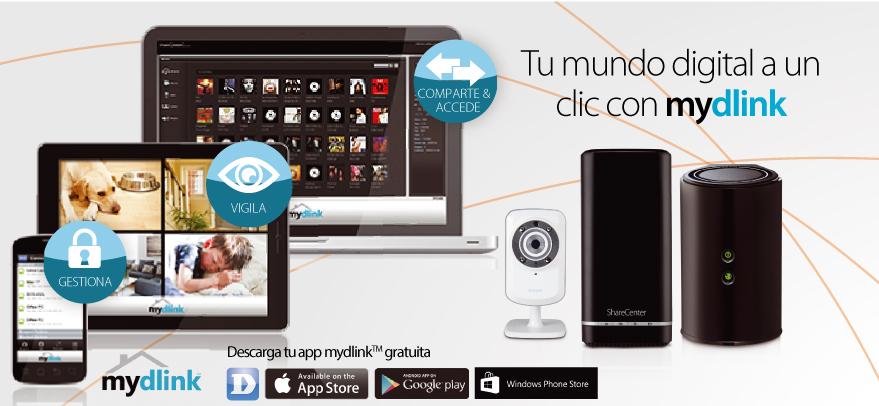 mydlink_Cloud_windows_phone