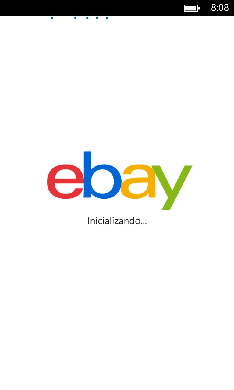 eBay para Windows Phone 8