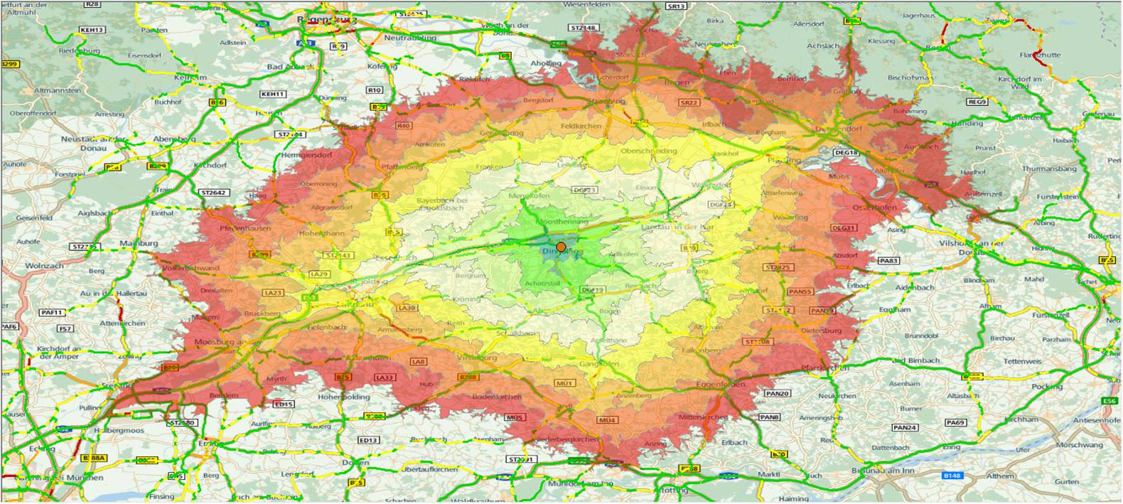 Análisis GIS
