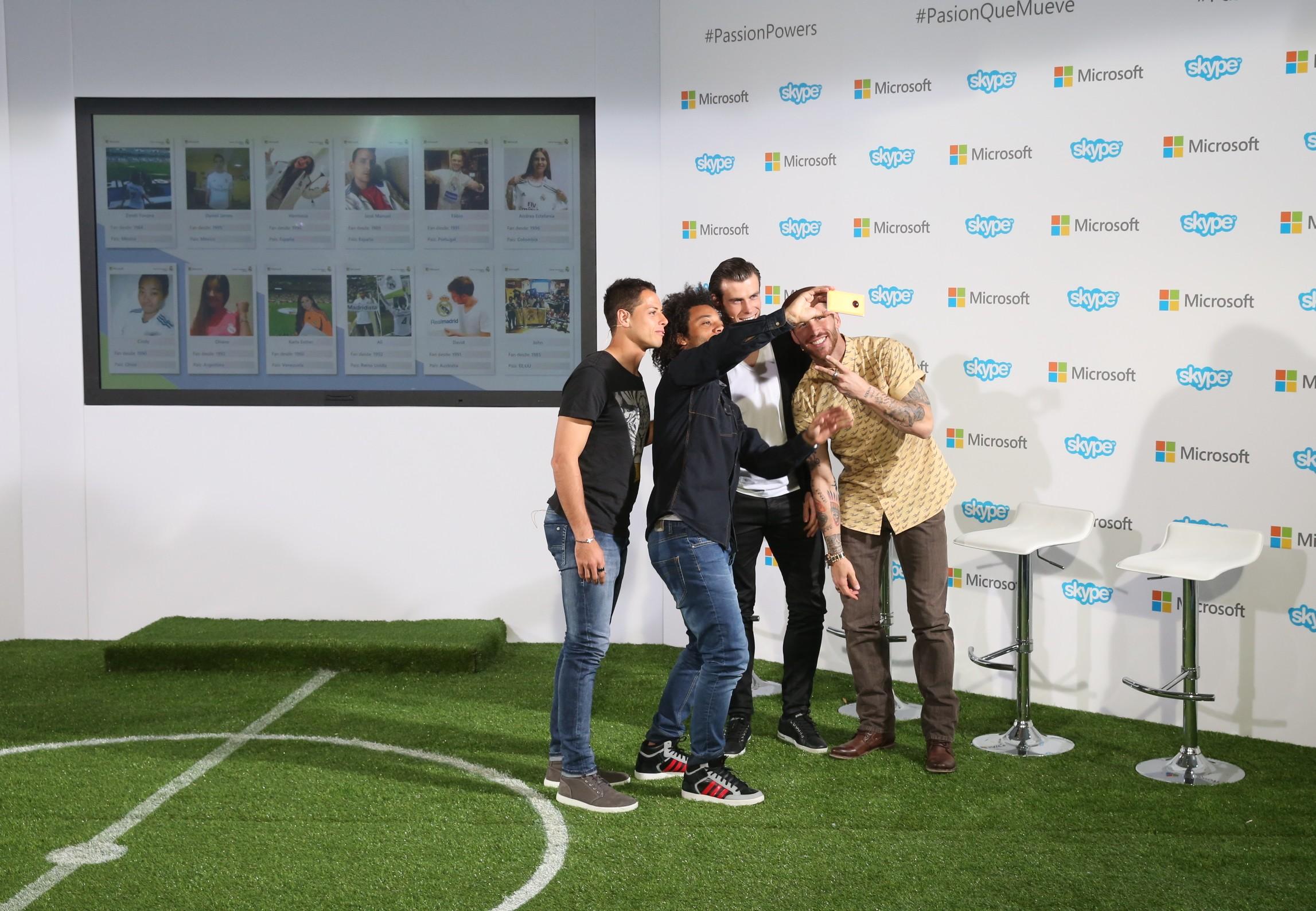 Microsoft - Real Madrid - Álbum de la Afición 04