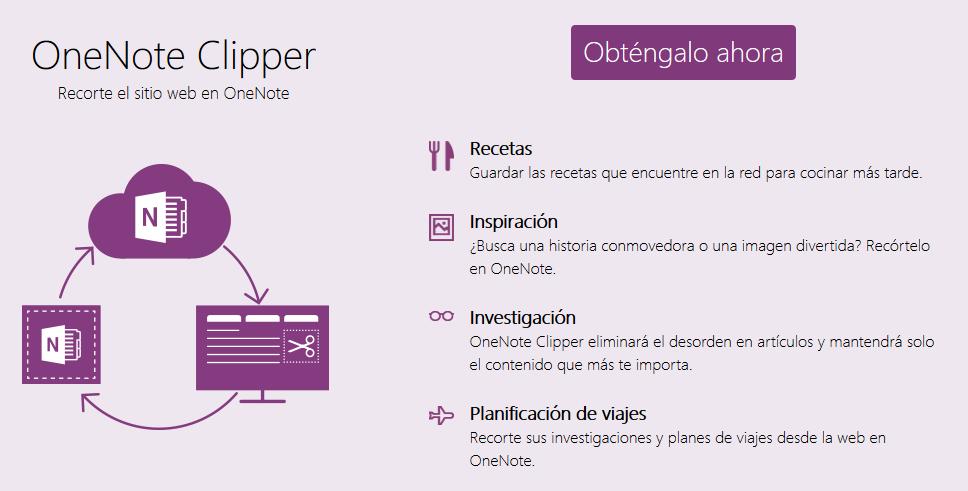 OneNote Clipper