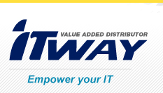 logo -Itway VAD - Empower your IT