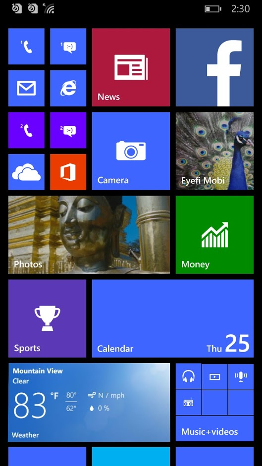 Eyefi & Microsoft