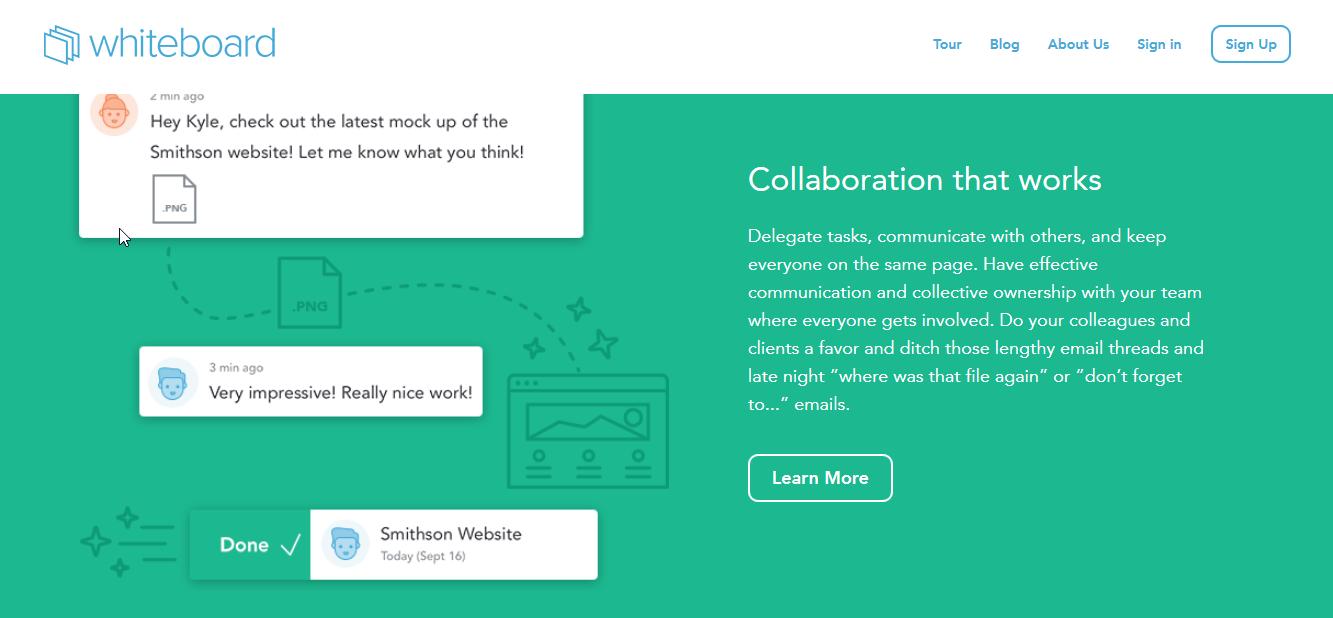 writeboard collaboration