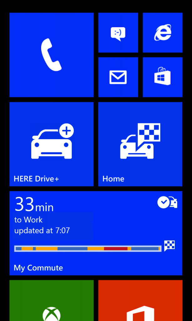 HERE-Drive-My-Commute-Live-Tile