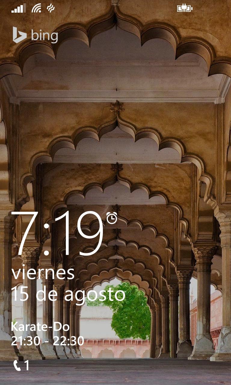 Lumia 1020 con cyan