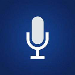 ¿Buscas una aplicación Recroding voz agradable? Si desea grabar sus entrevistas, sus clases, reuniones de negocios o notas de voz en alta calidad, utilice las características que la grabadora de voz Pro + proporciona! Las principales ventajas son: - Interfaz de usuario amigable - Sube hasta 1h grabación en tu OneDrive - Capacidad para fijar sus grabaciones a su pantalla de inicio Descarga la aplicación ahora, totalmente gratis!