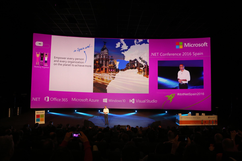 dotNet 2016 Spain Conference