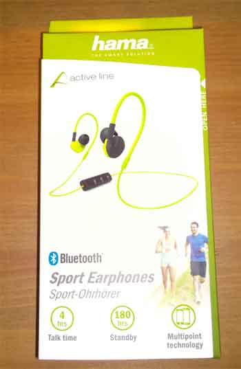 Caja Bluetooth Clip-On Sport
