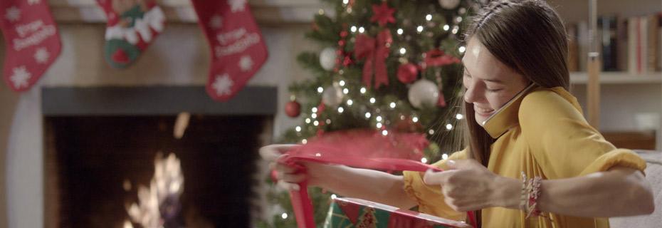 Vodafone Navidad y Nochevieja 2016