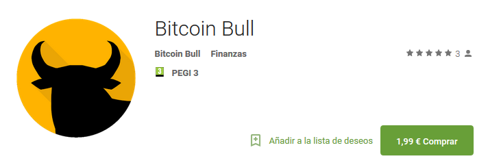 Bitcoin Bull - Google Play