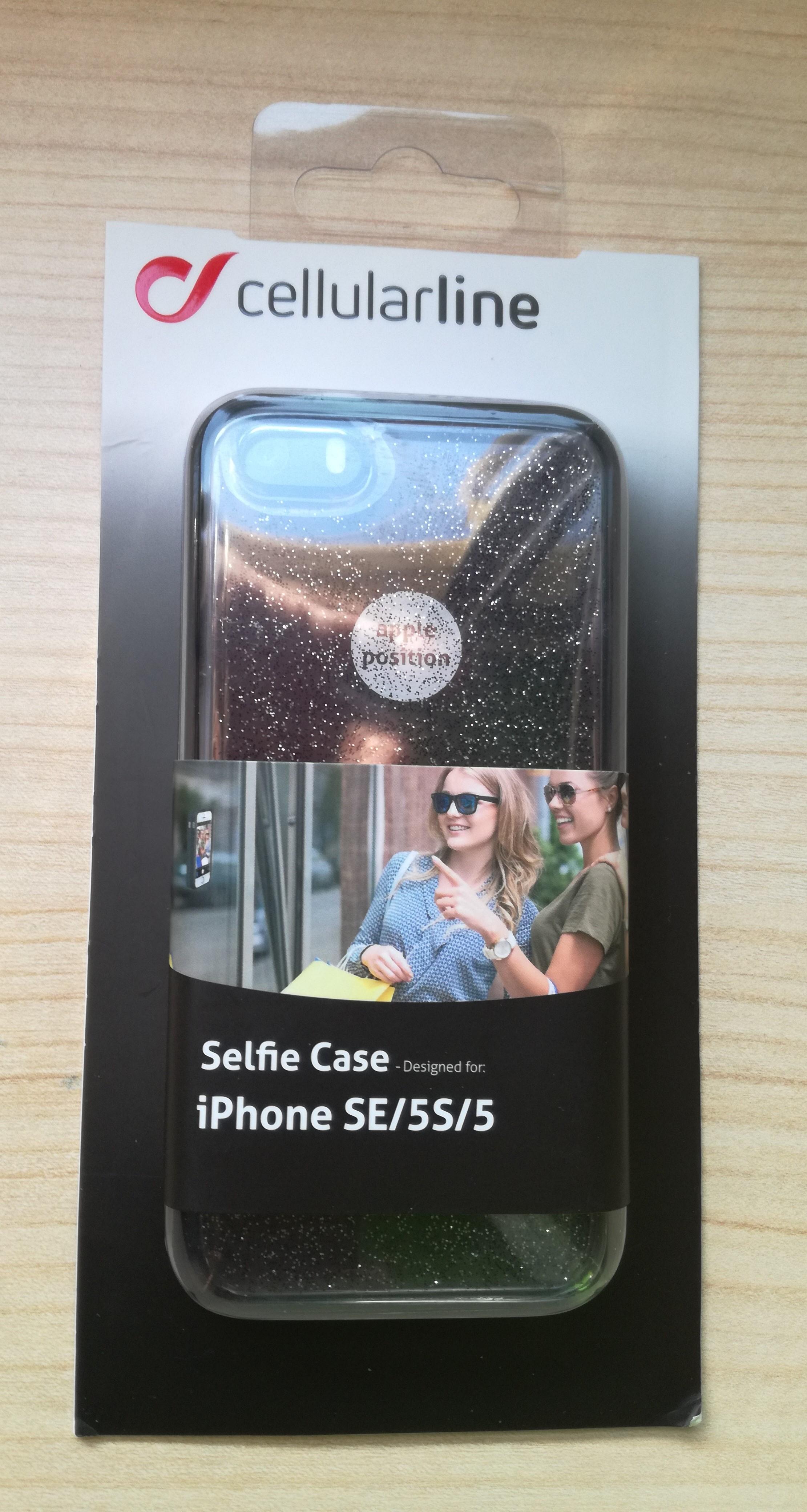 Funda Selffie para iPhone SE/5S/5