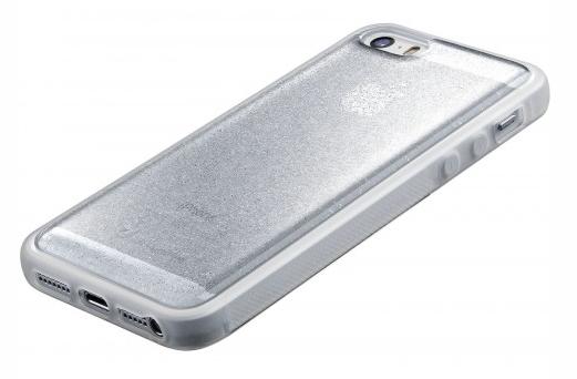 Selfie Case - iPhone SE_5S_5 _Plata