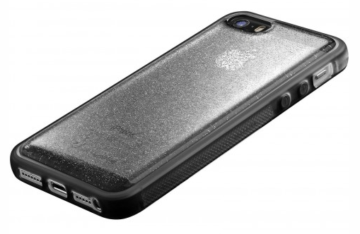 Selfie Case - iPhone SE_5S_5 _negro