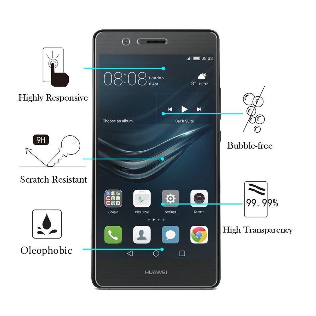 Protector pantalla Huawei P9 Lite