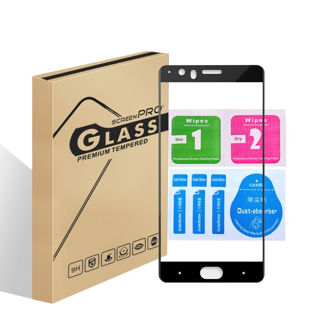 Protector de pantalla OnePlus 5 , Veotech 3D
