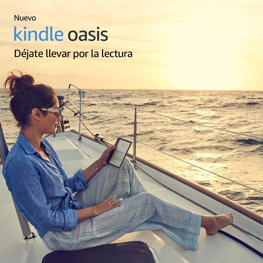 Nuevo Kindle Oasis