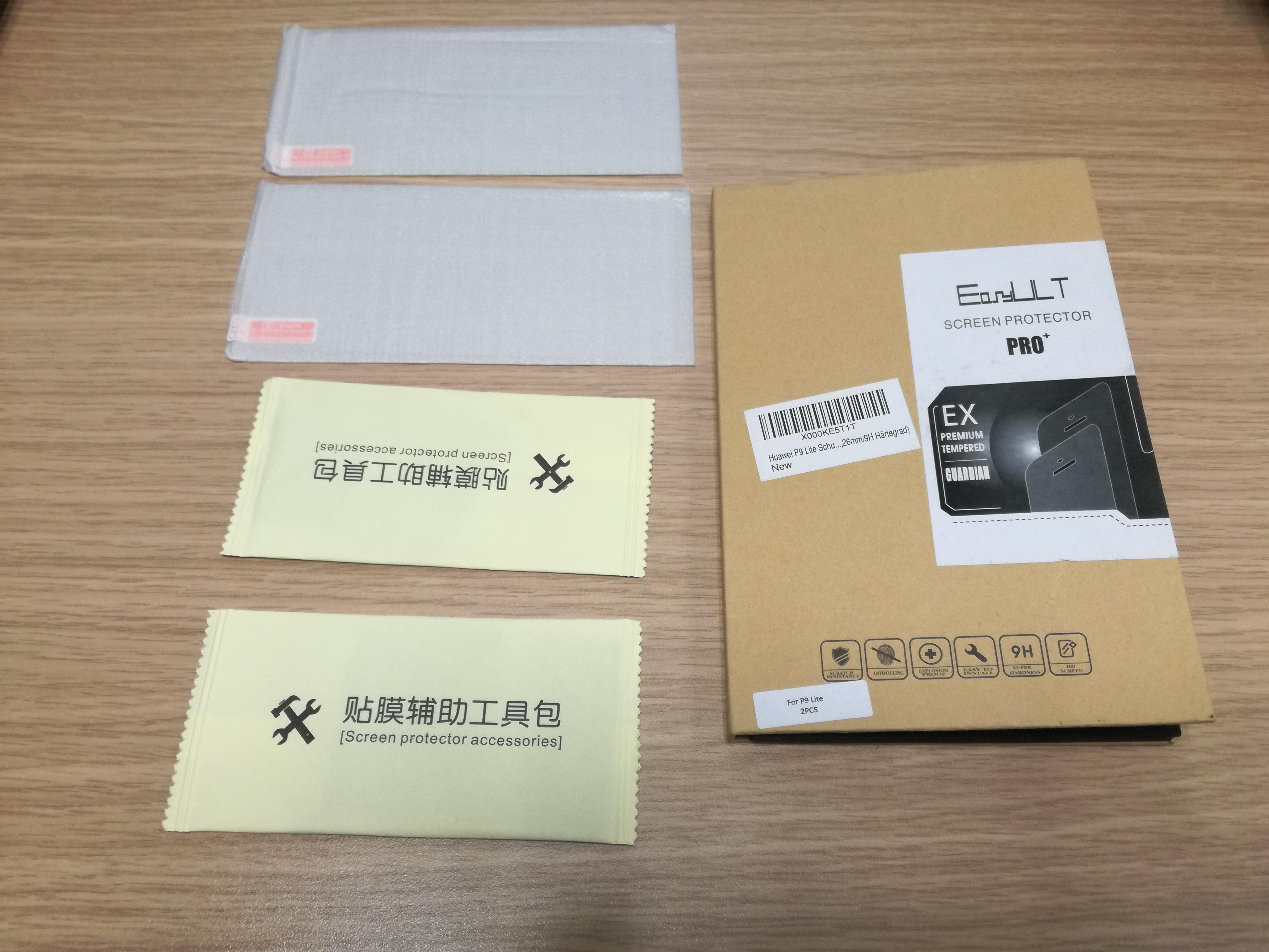 Protector Huawei P9 Lite