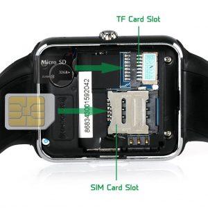 Instalación tarjeta SIM y tarjeta de memoria Micro SD