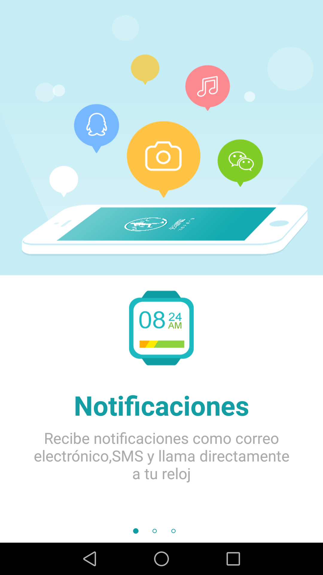 FunDoWear Notificaciones