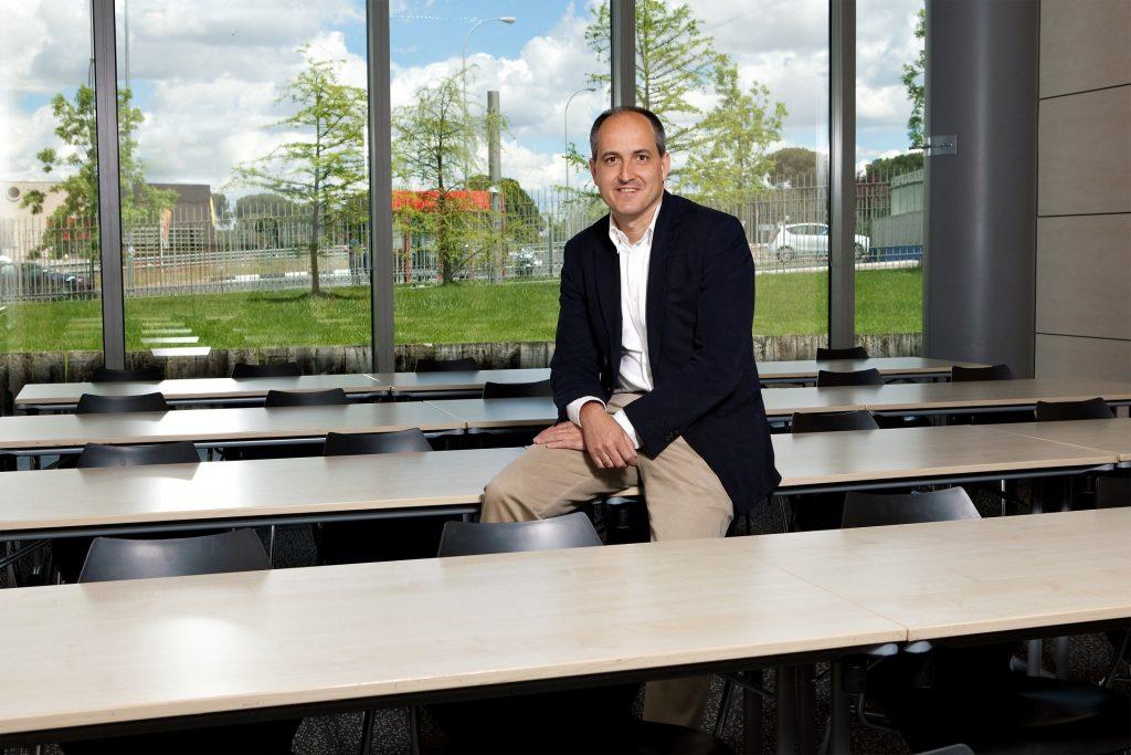 Rafael Sanz director Microsoft Services EMEA