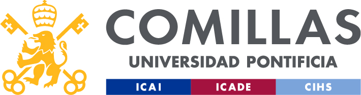 Universidad Comillas logo