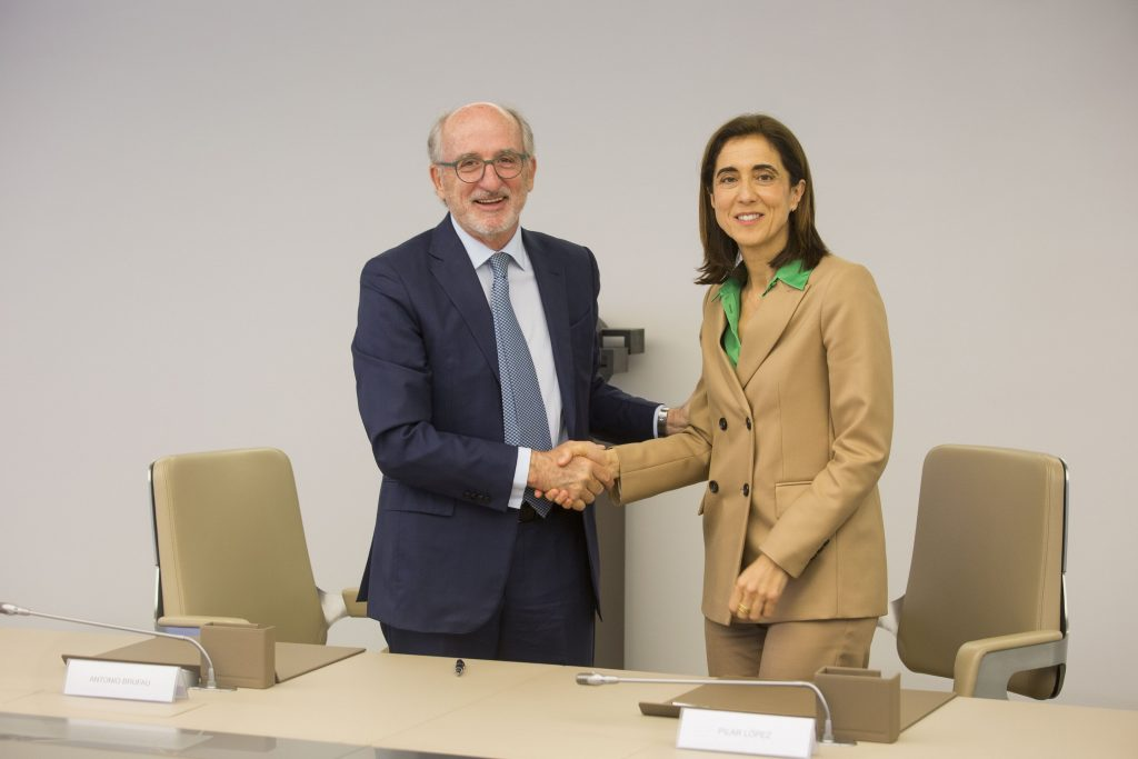 Firma Acuerdo MS y F Repsol