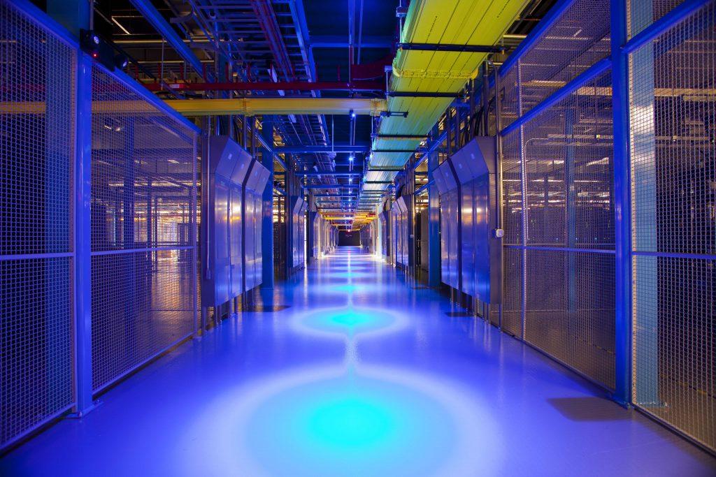 Equinix Data Center (1)